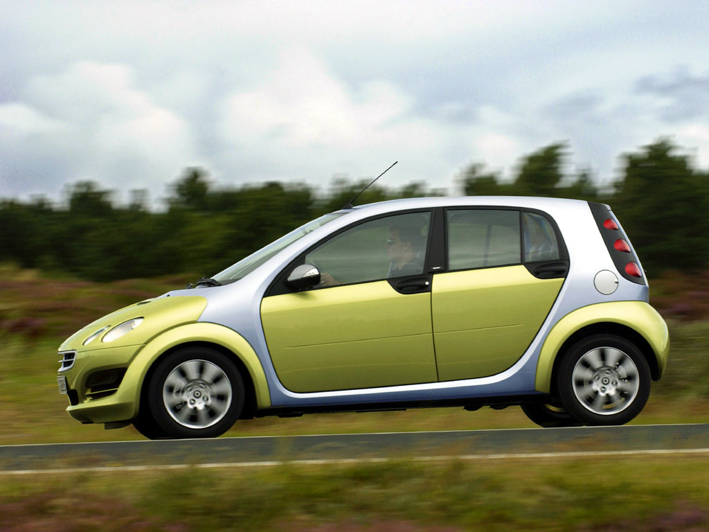 Smart Forfour photo 16268