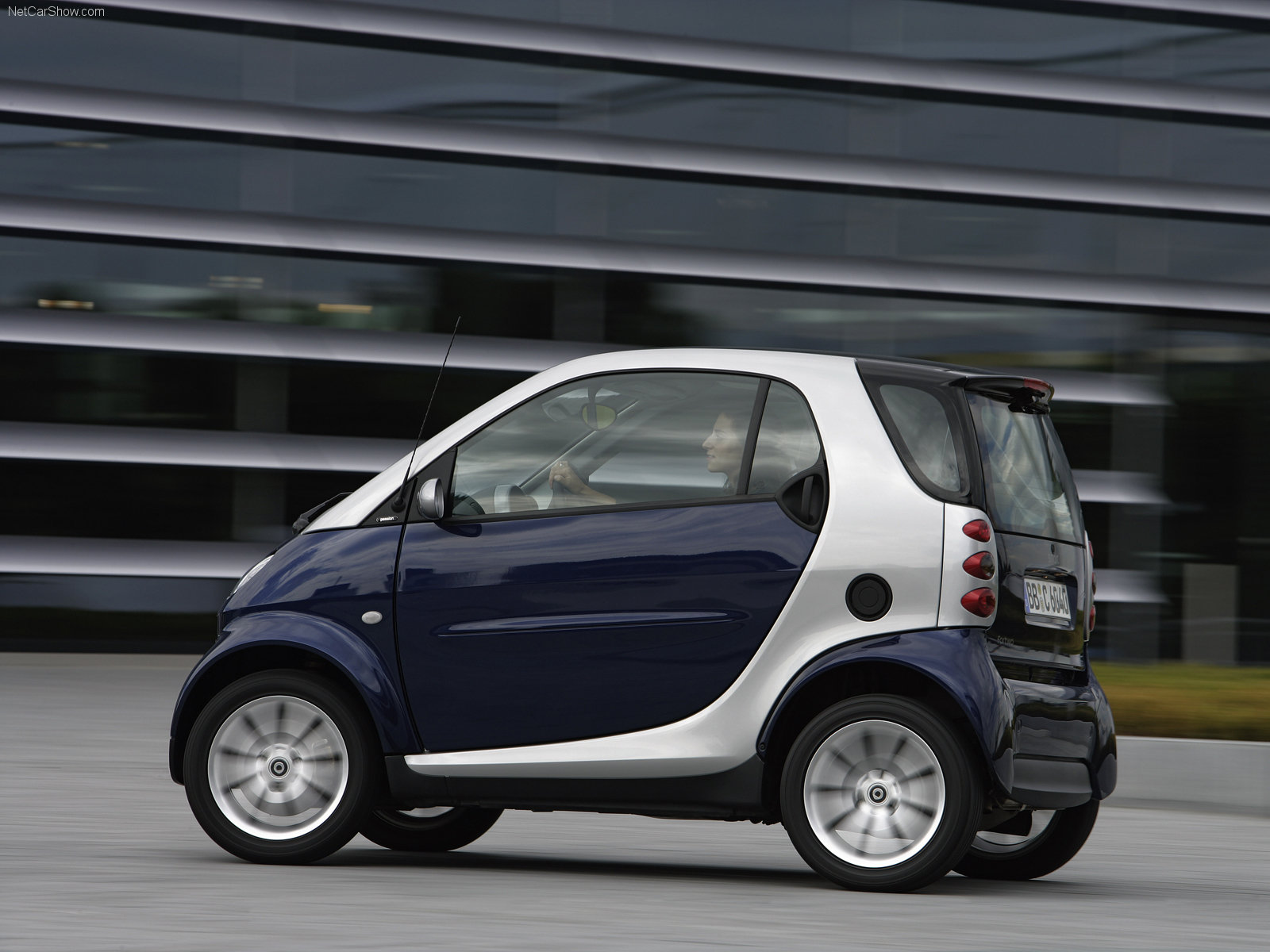 Smart Fortwo Coupe photo 39812