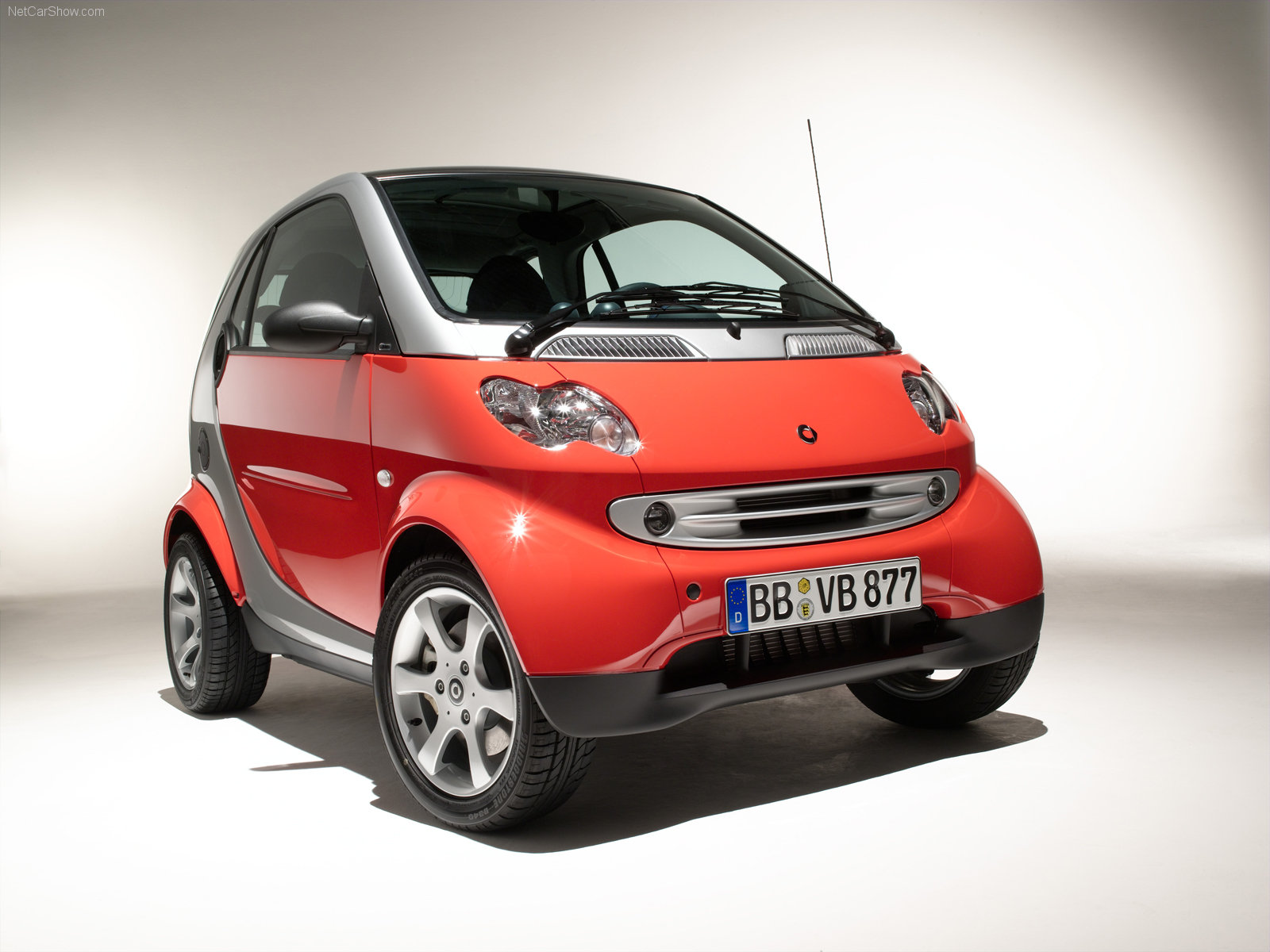 Smart Fortwo Coupe photo 39815