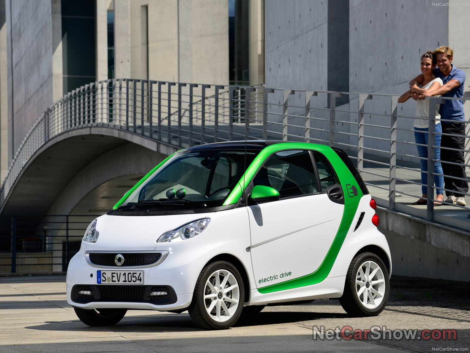 Smart Fortwo electric drive photo 92715
