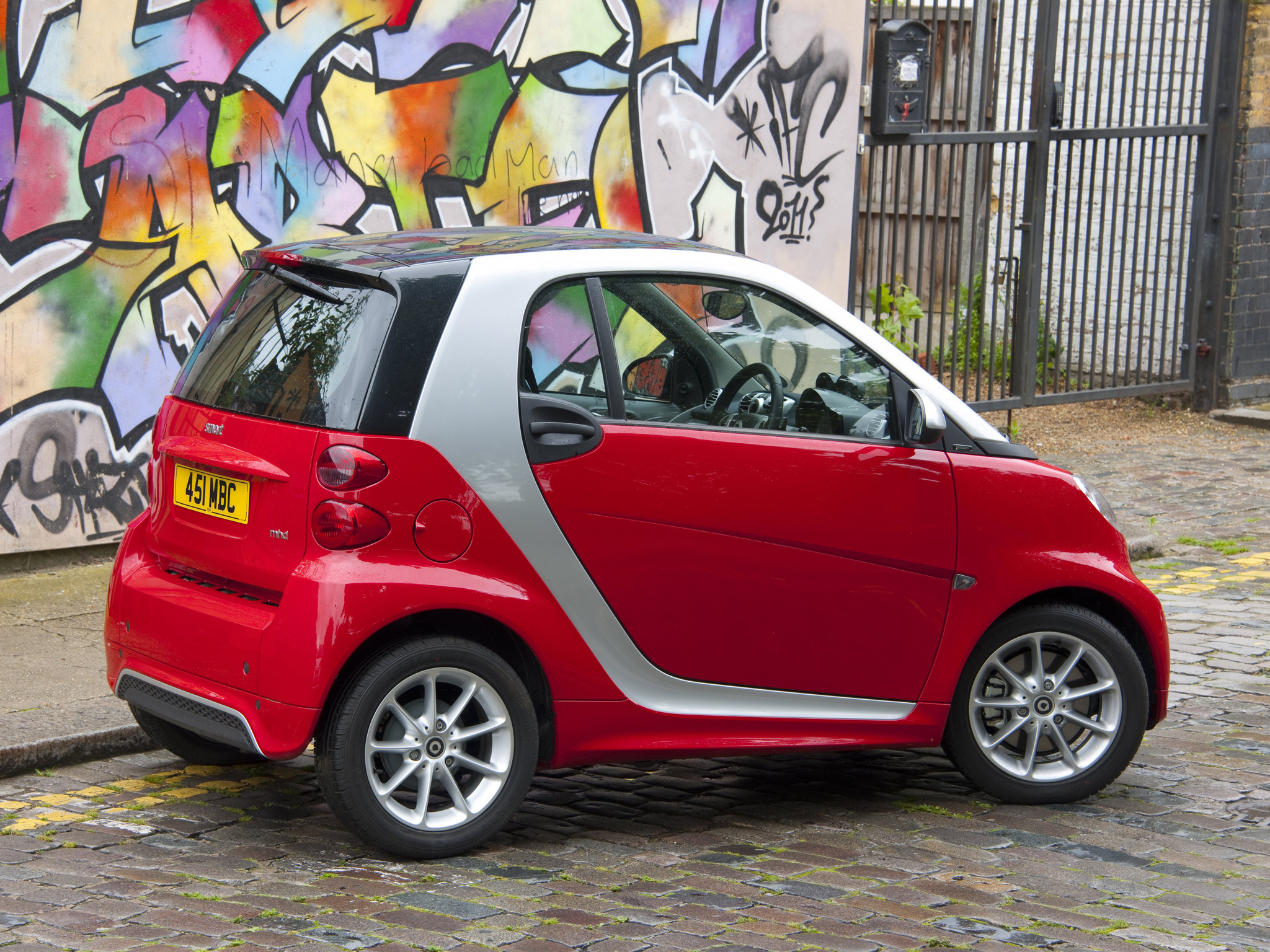 Smart Fortwo photo 94243