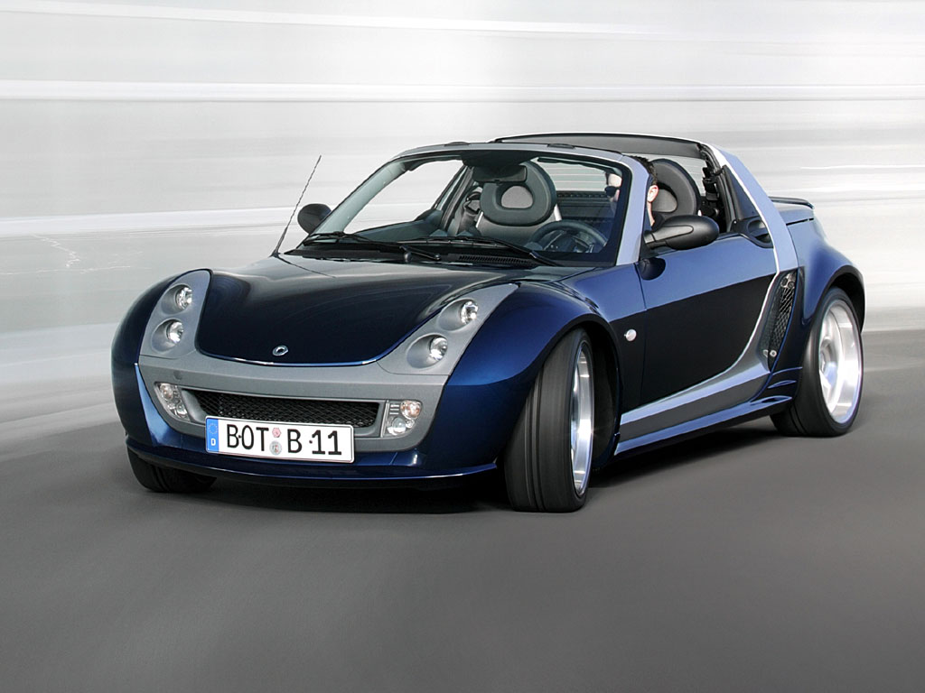 Smart Roadster Brabus photo 16300