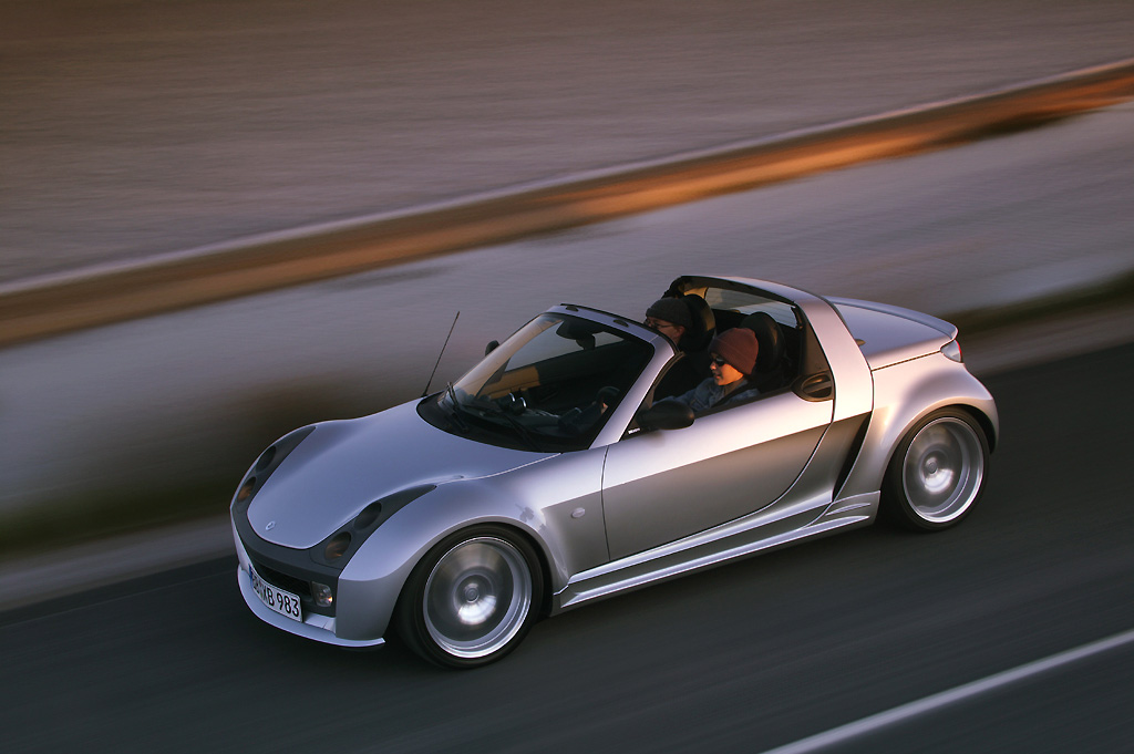 Smart Roadster Brabus photo 16303