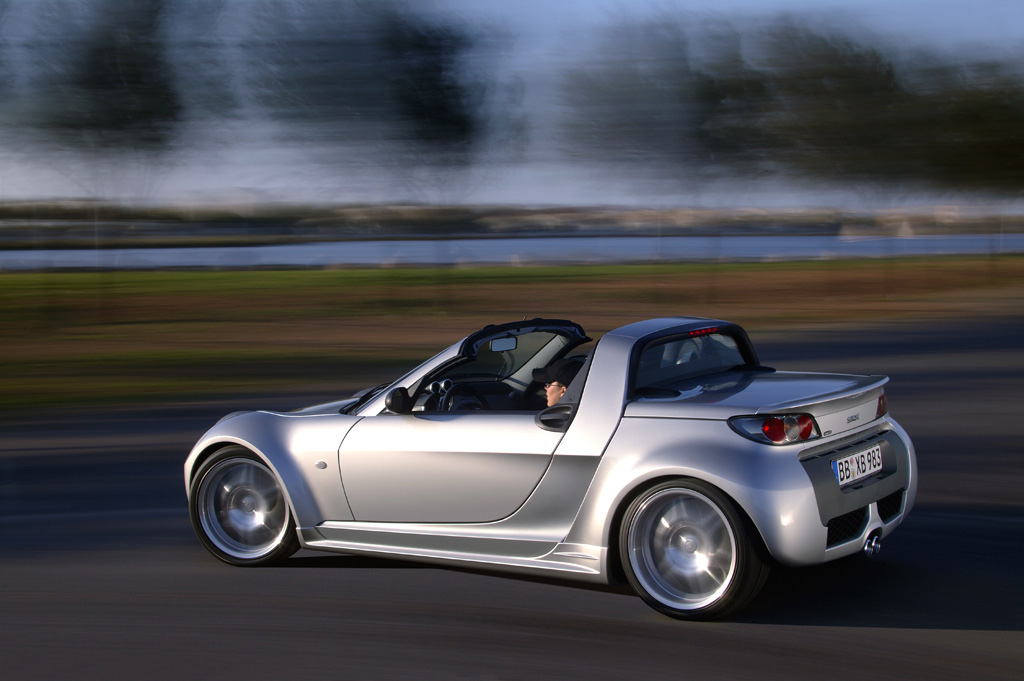 Smart Roadster Brabus photo 16307