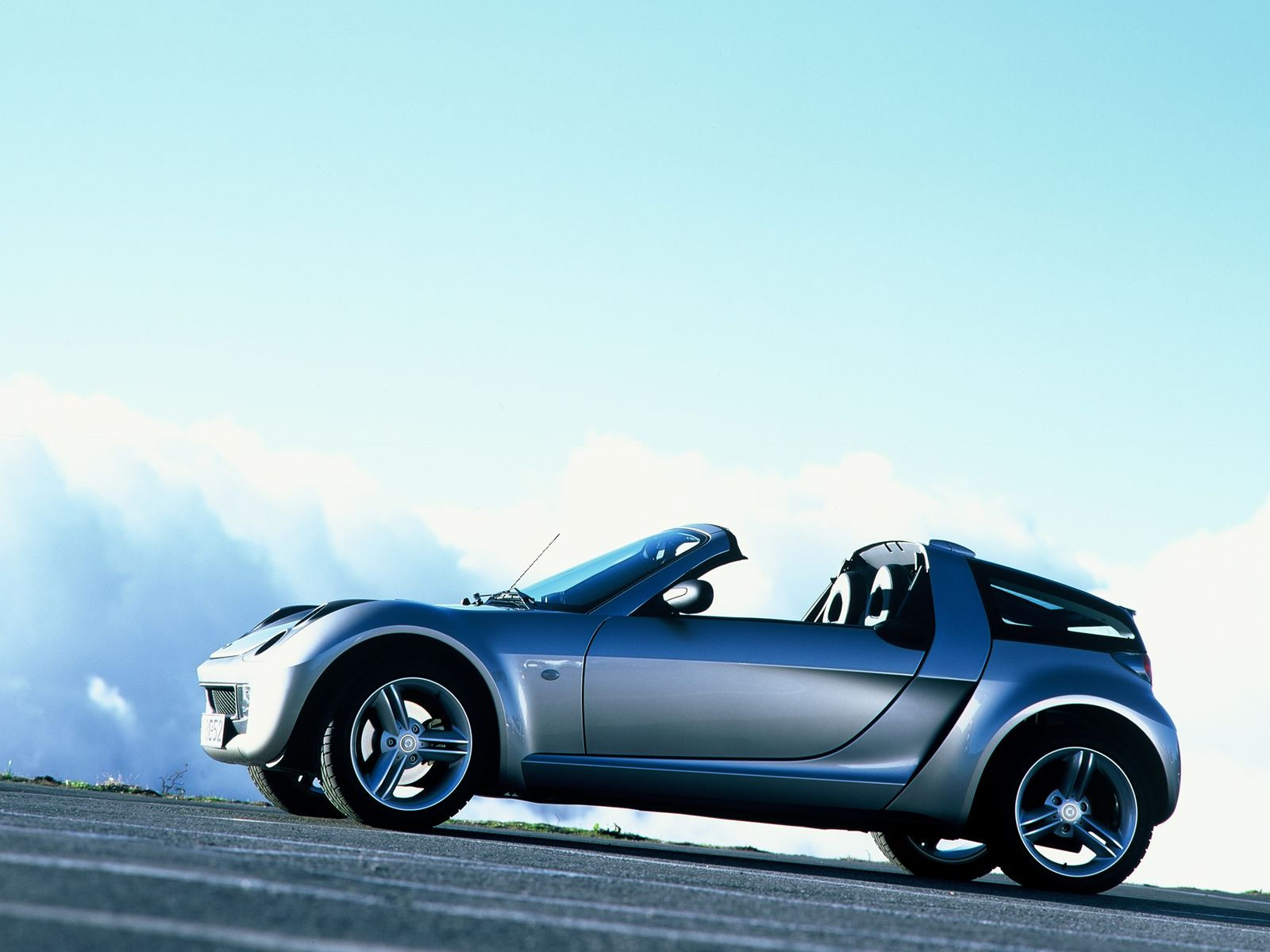 Smart Roadster Coupe photo 8319