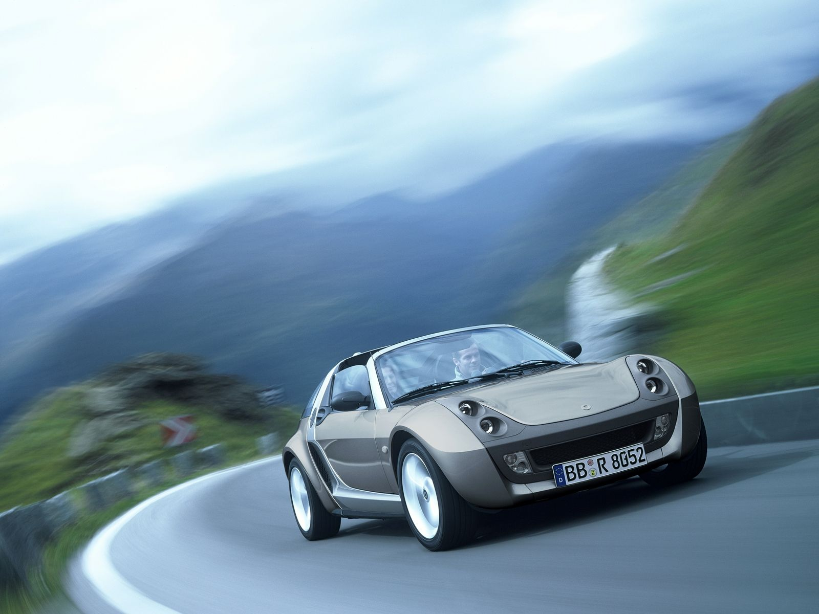 Smart Roadster Coupe photo 8321