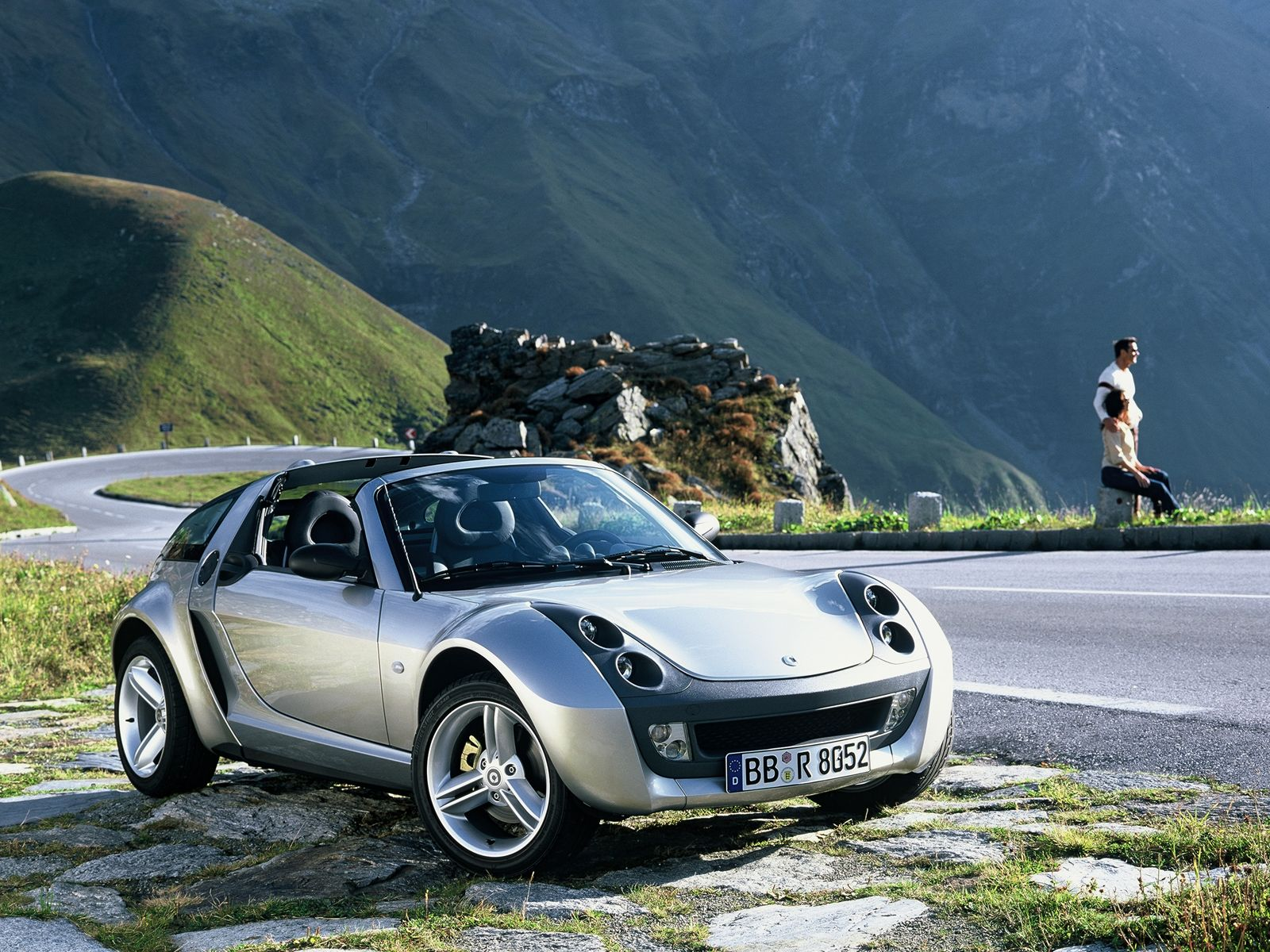 Smart Roadster Coupe photo 8323