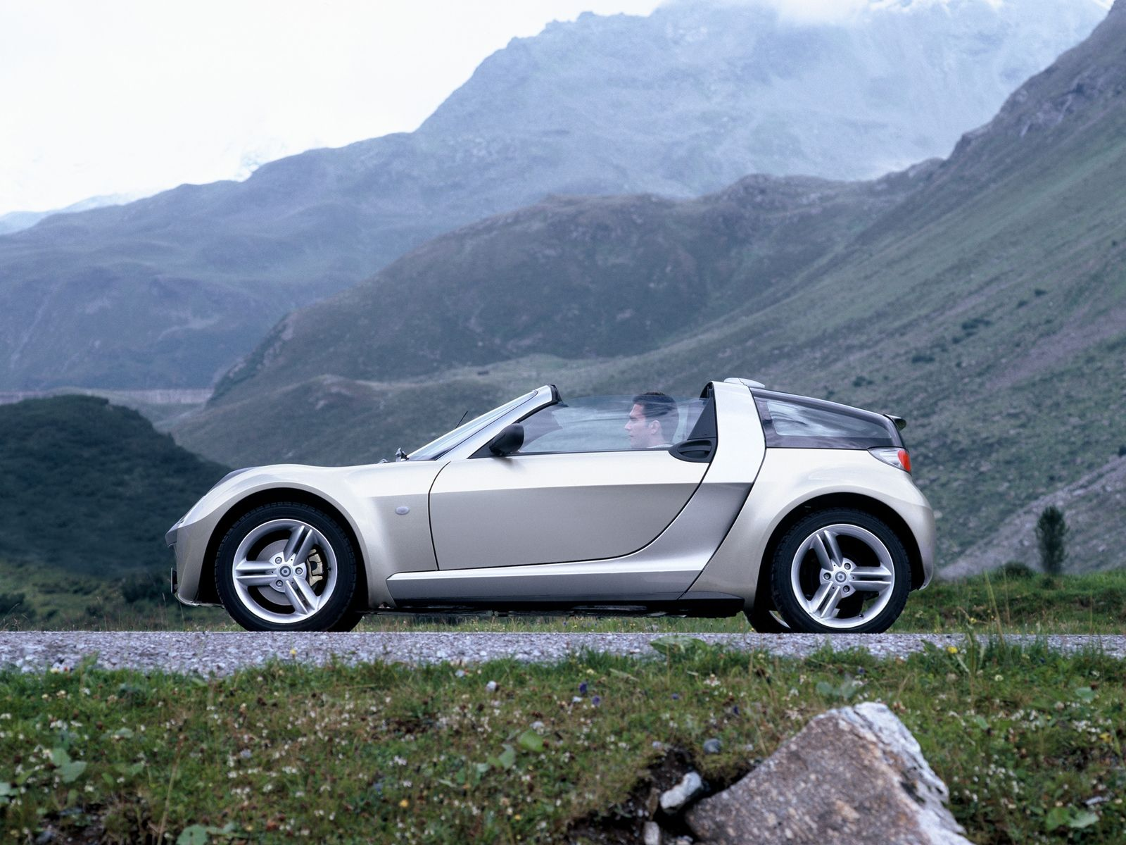 Smart Roadster Coupe photo 8329