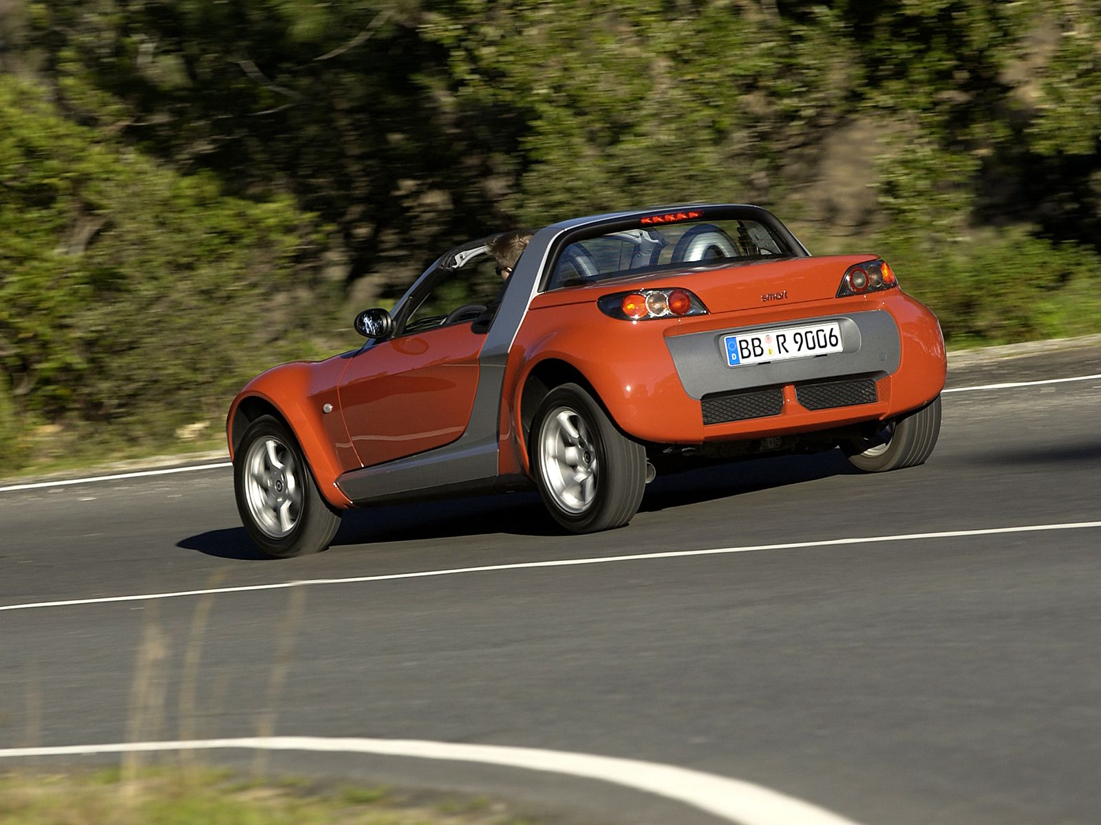 Smart Roadster photo 8300