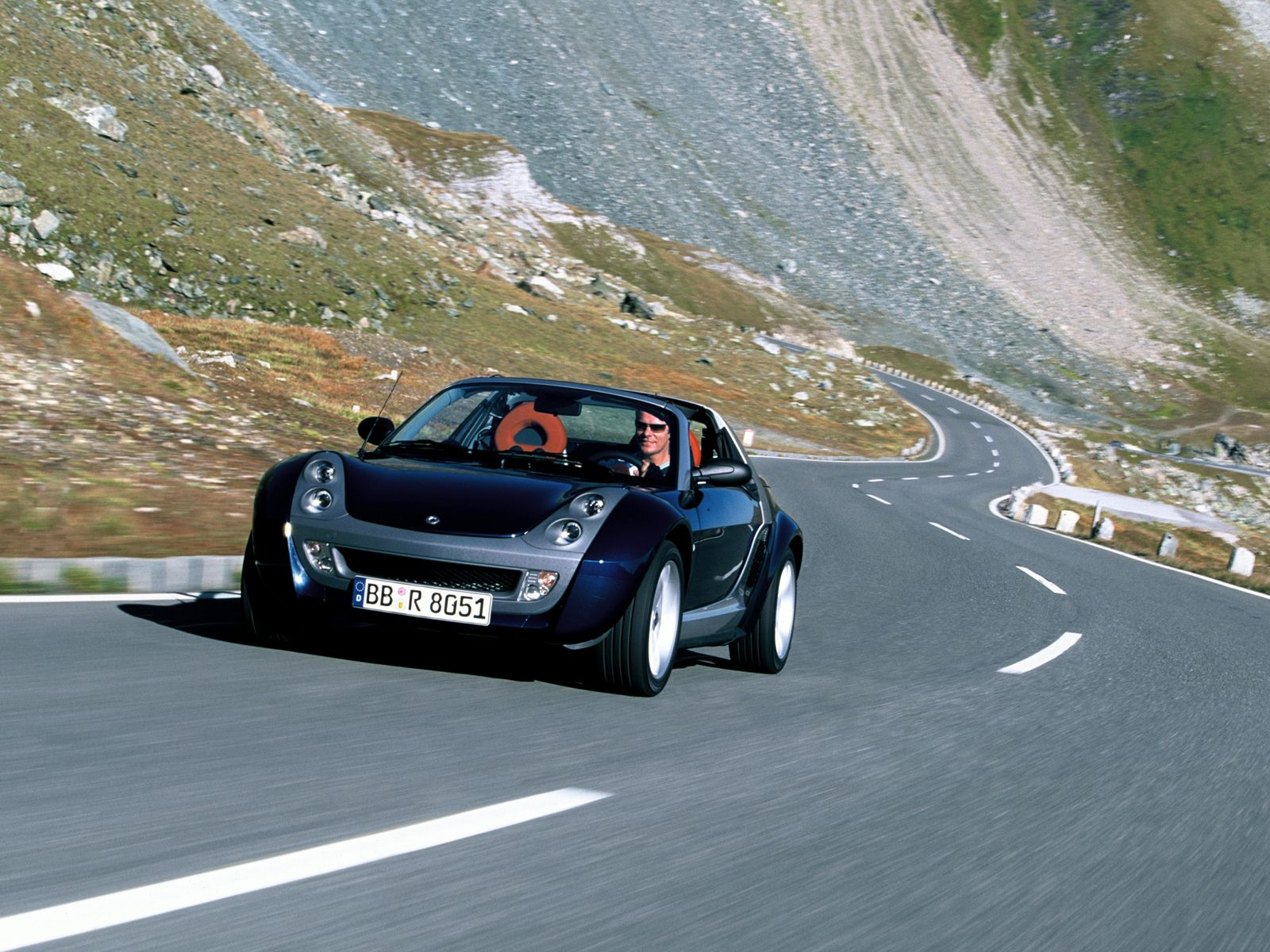 Smart Roadster photo 8310