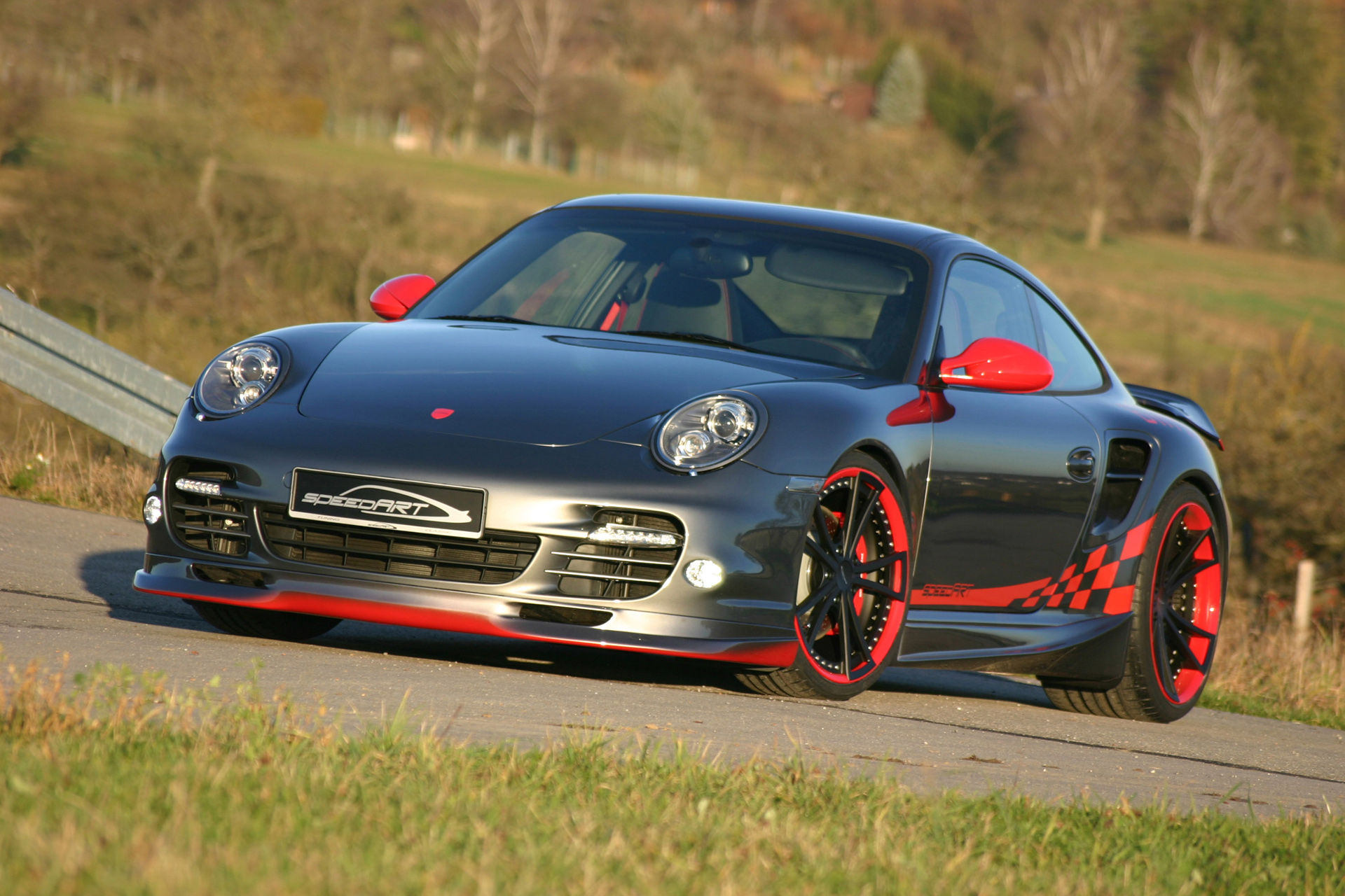 SpeedART BTR II 580 photo 70200