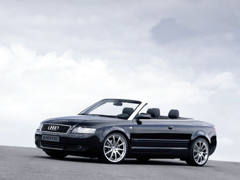 Sportec Audi A4 Cabriolet SP460 photo 14022