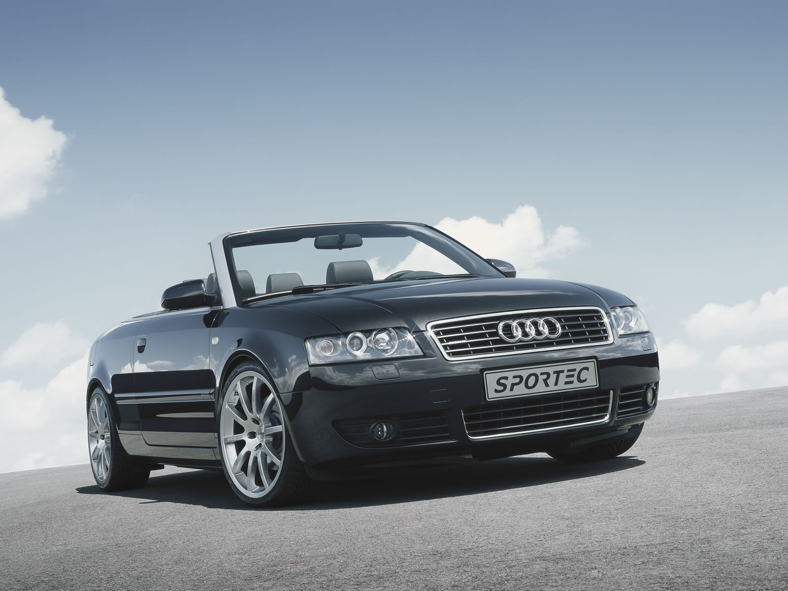 Sportec Audi A4 Cabriolet SP460 photo 14312