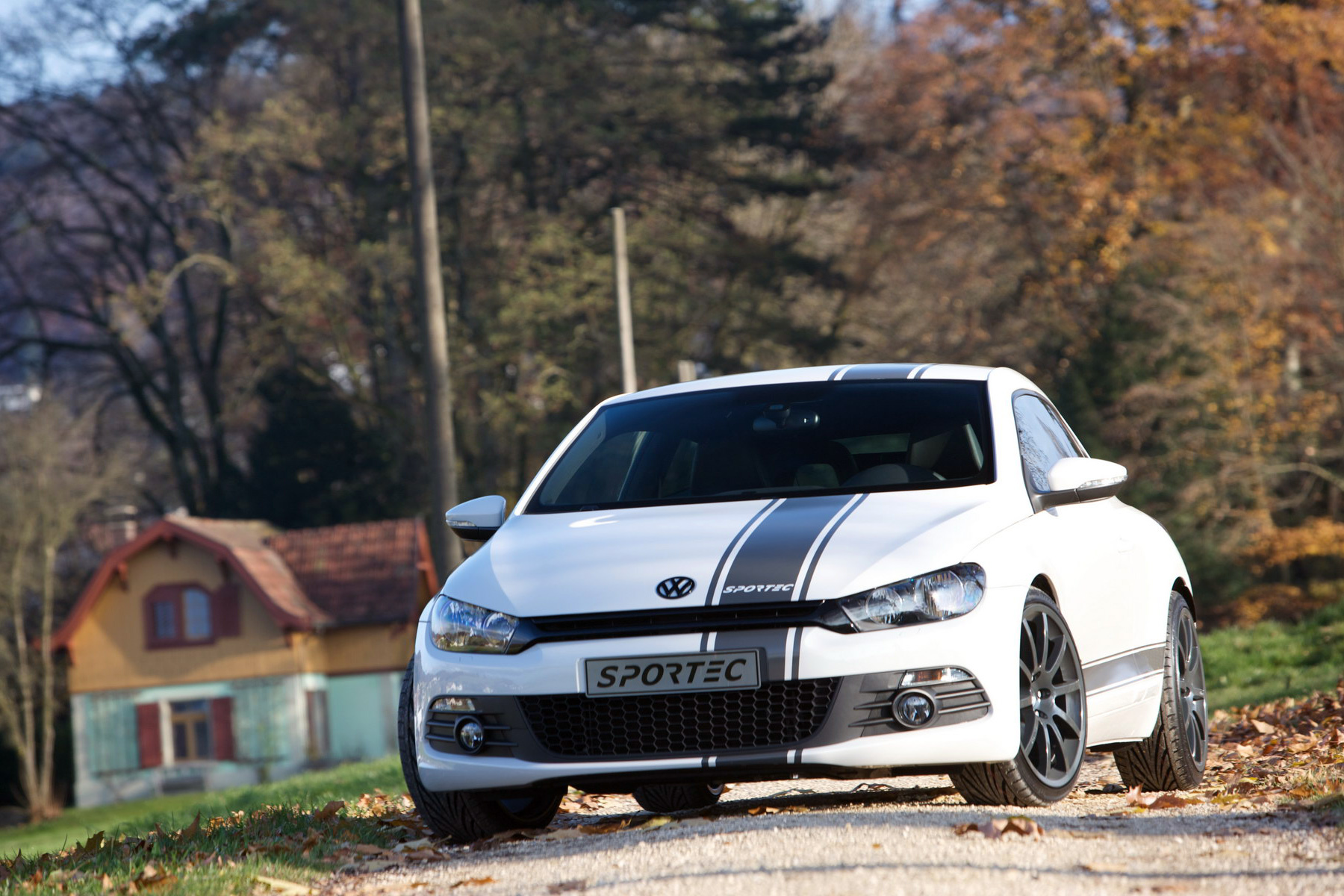 Sportec VW Scirocco SC350 photo 61628