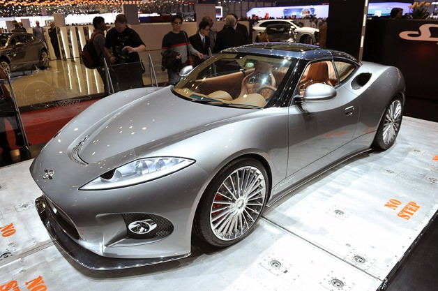 Spyker B6 Venator photo 103406