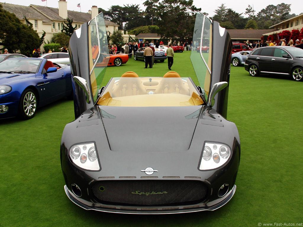 Spyker C12 Laturbie photo 30745