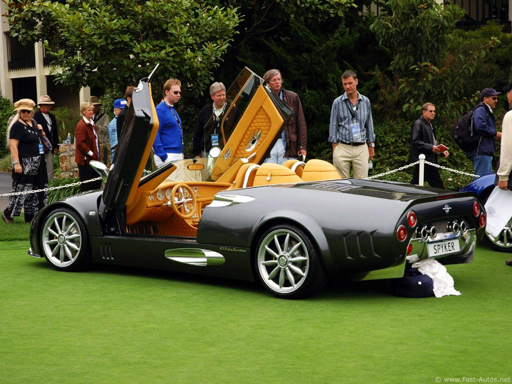 Spyker C12 Laturbie photo 30746