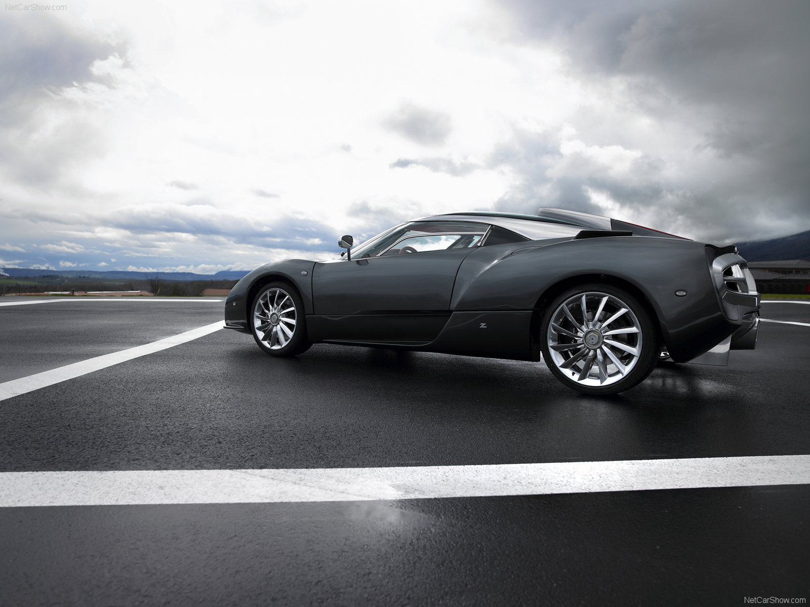 Spyker C12 Zagato photo 42063