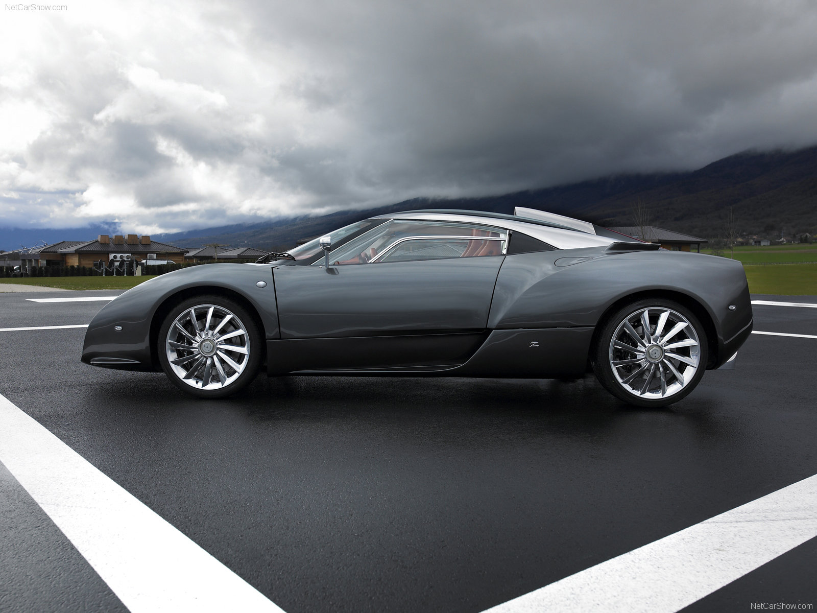Spyker C12 Zagato photo 42065