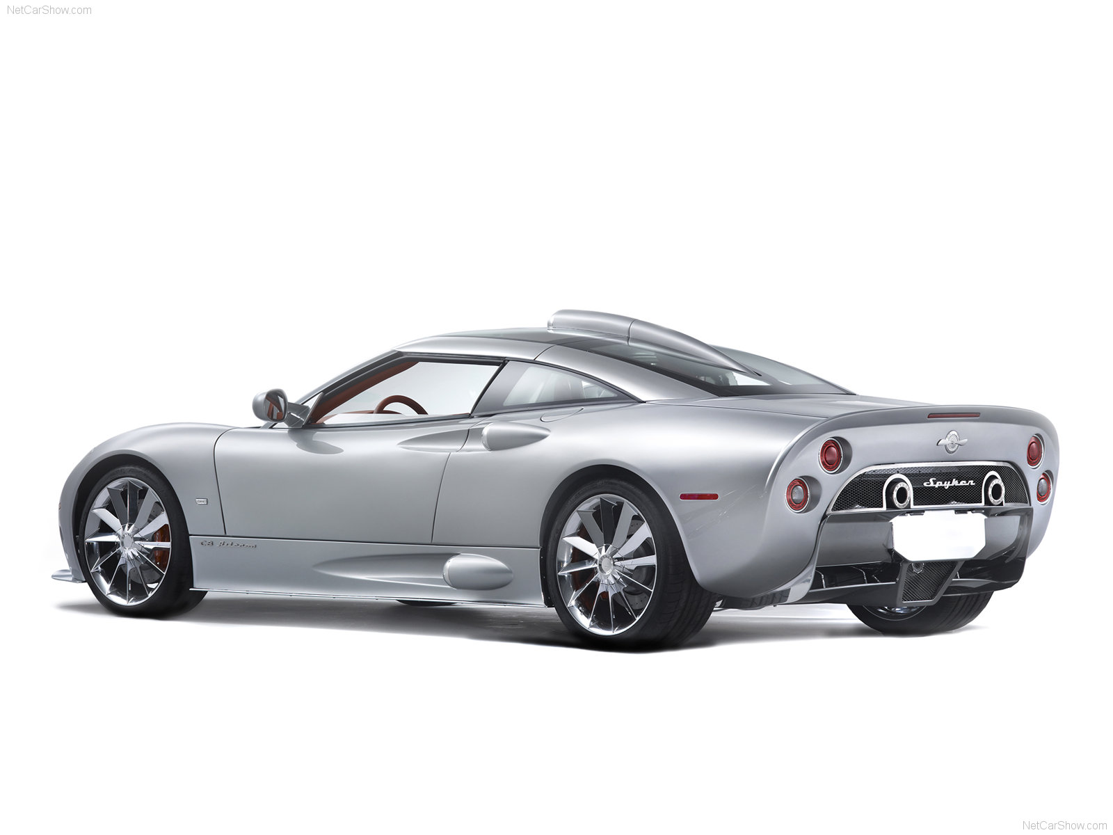 Spyker C8 Aileron photo 66398