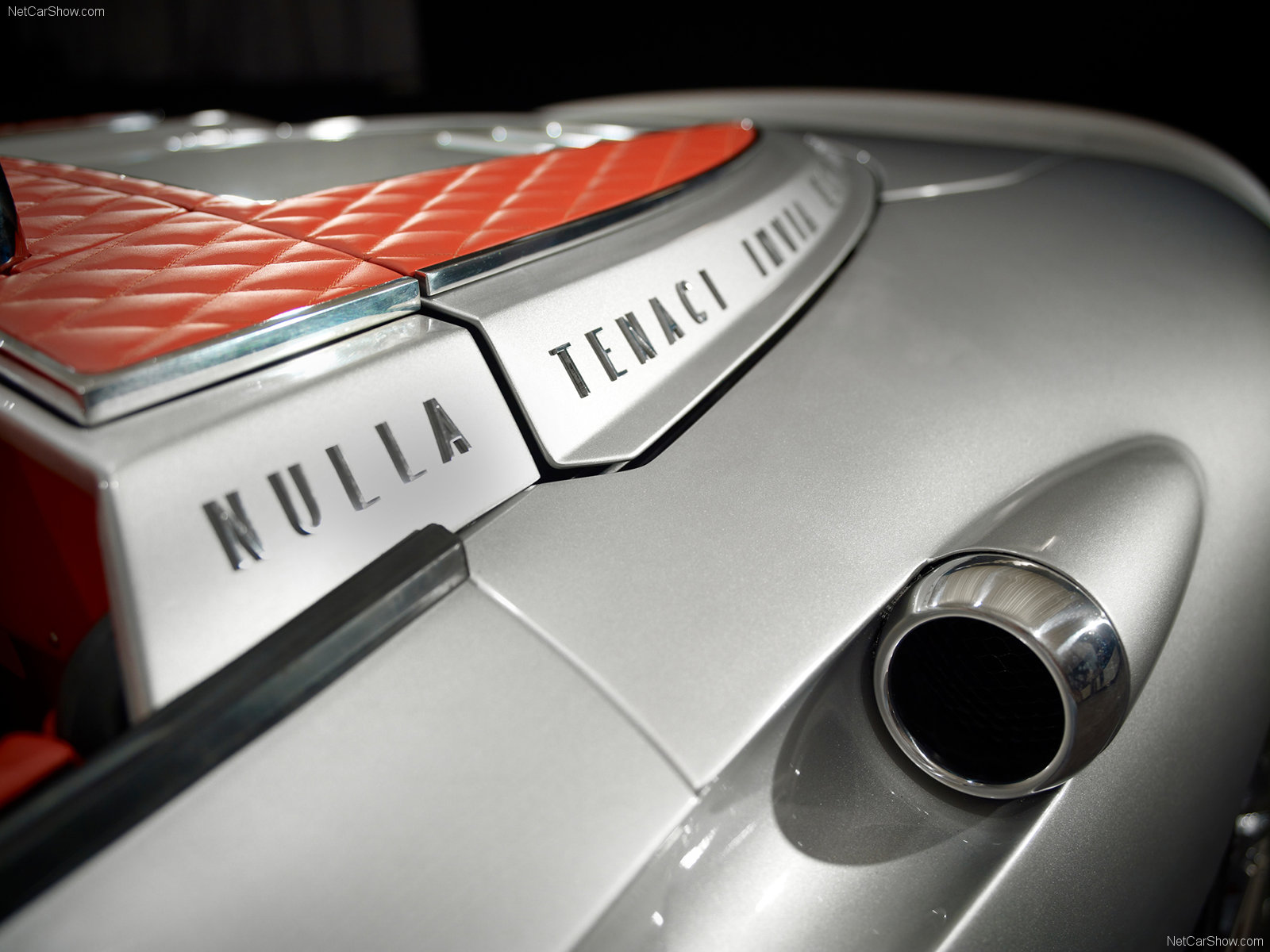 Spyker C8 Aileron Spyder photo 66445