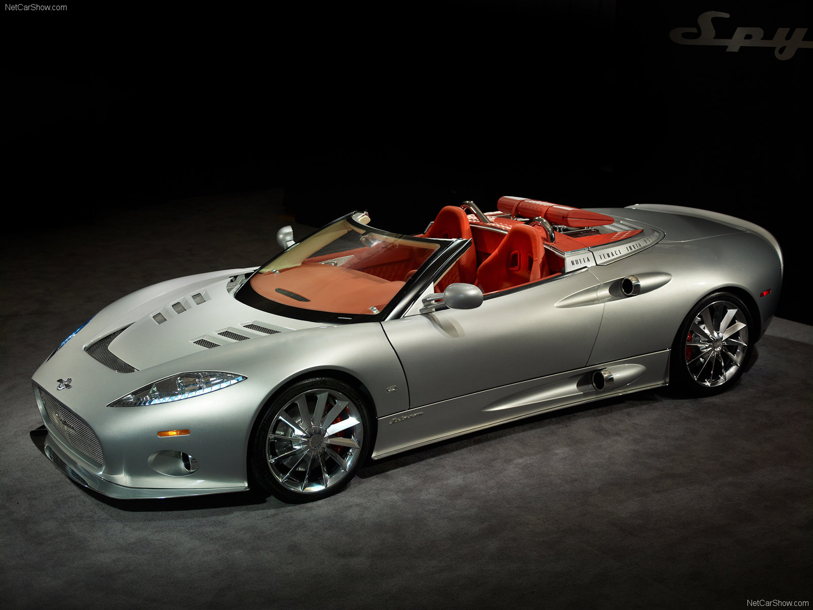 Spyker C8 Aileron Spyder photo 66450