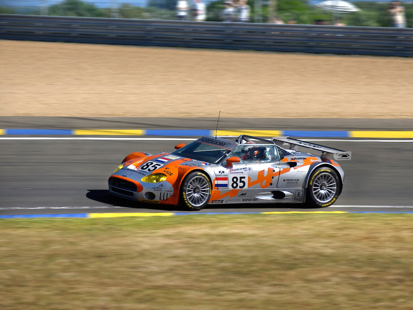 Spyker C8 Spyder GT2R photo 42132