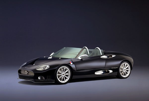 Spyker C8 Spyder photo 14380
