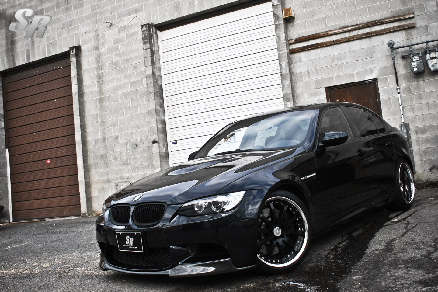SR Auto BMW E90 M3 Sedan photo 75647