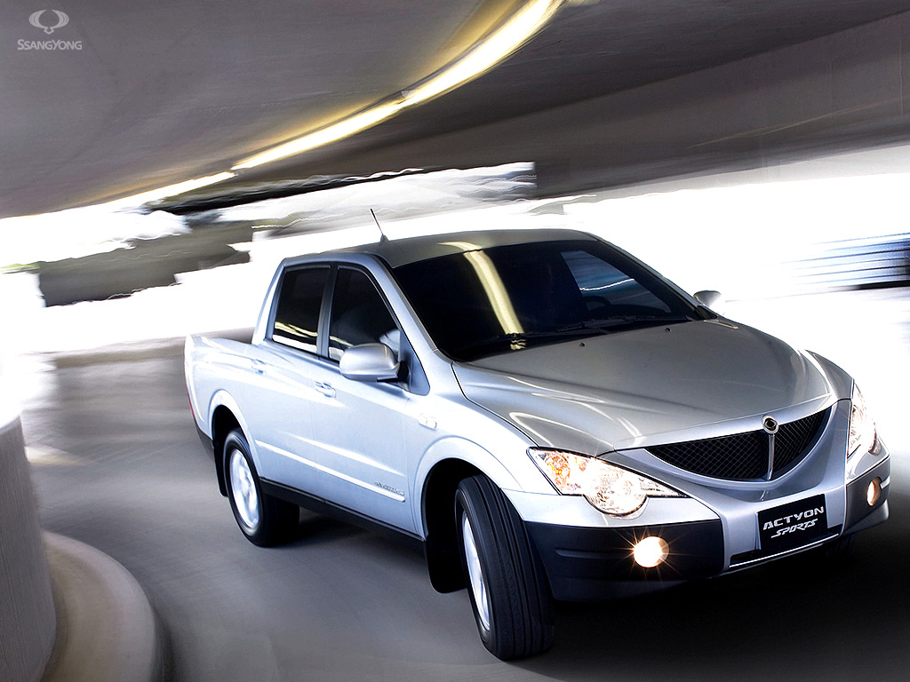 SsangYong Actyon Sports photo 47184