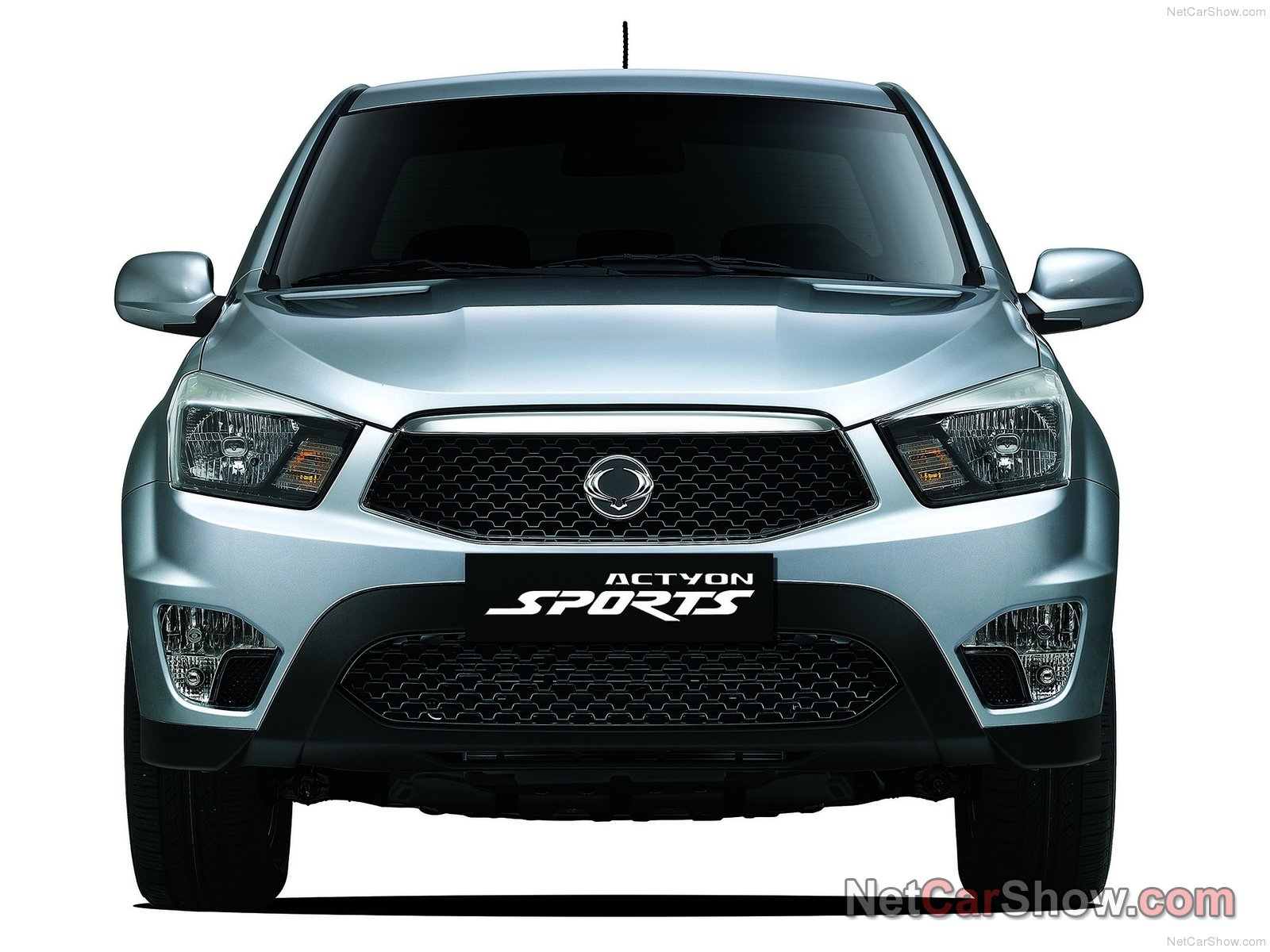 SsangYong Actyon Sports photo 91024