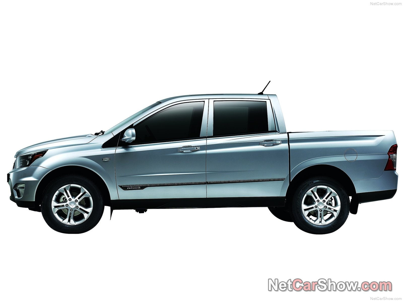 SsangYong Actyon Sports photo 91025