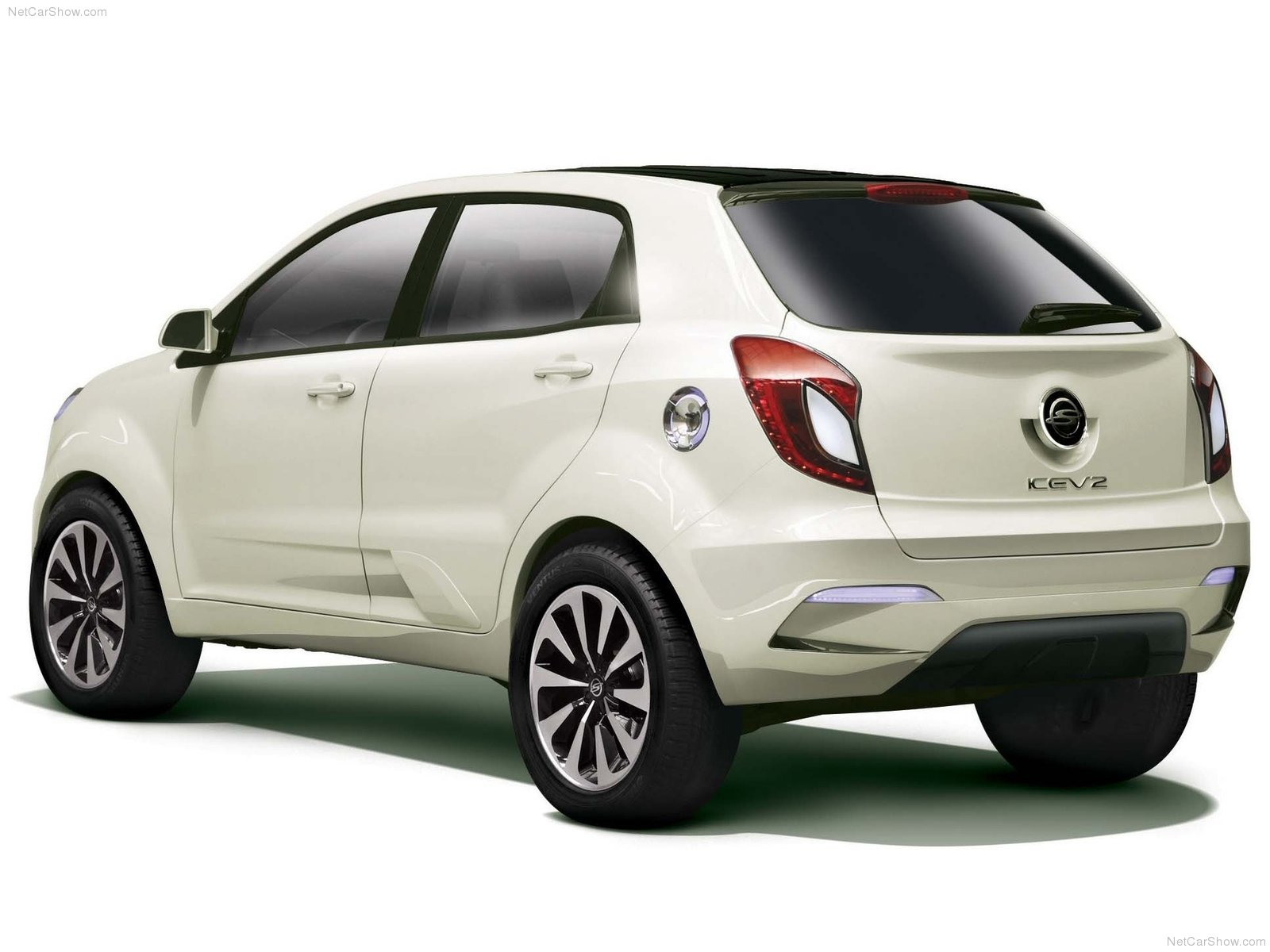 SsangYong KEV2 Concept photo 79934