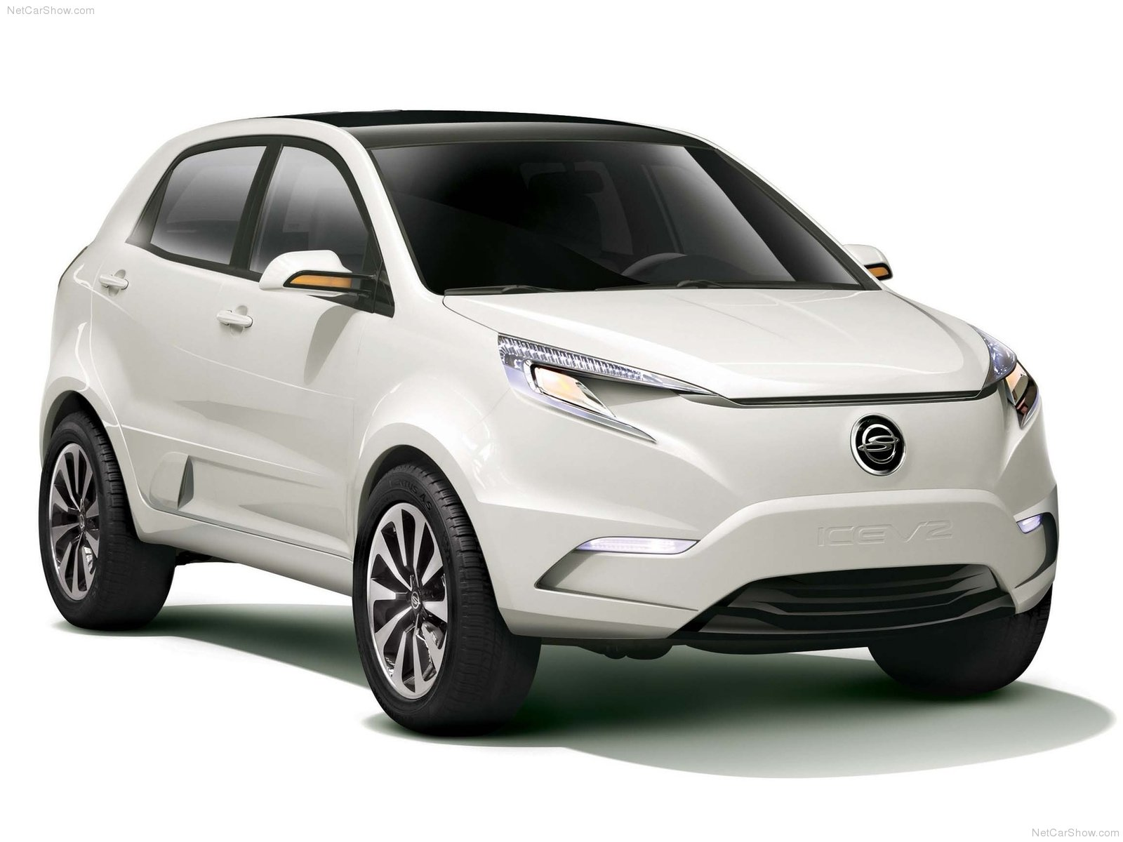 SsangYong KEV2 Concept photo 79935