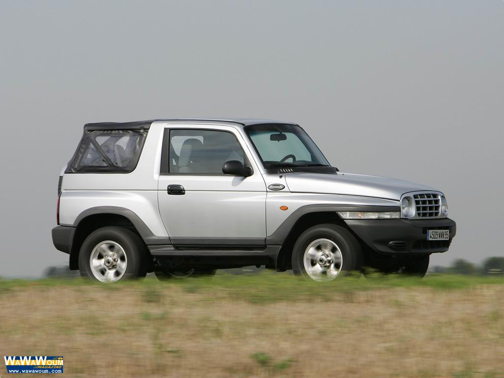 SsangYong Korando photo 35761