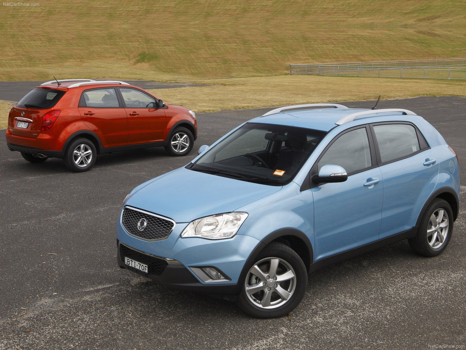 SsangYong Korando photo 78271