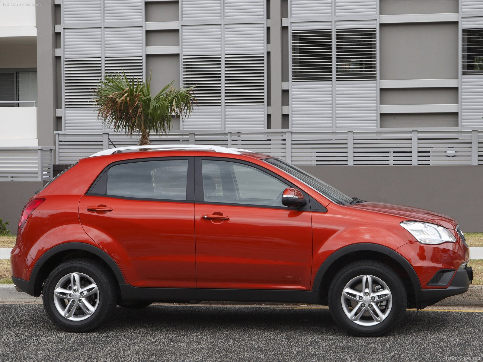 SsangYong Korando photo 78283