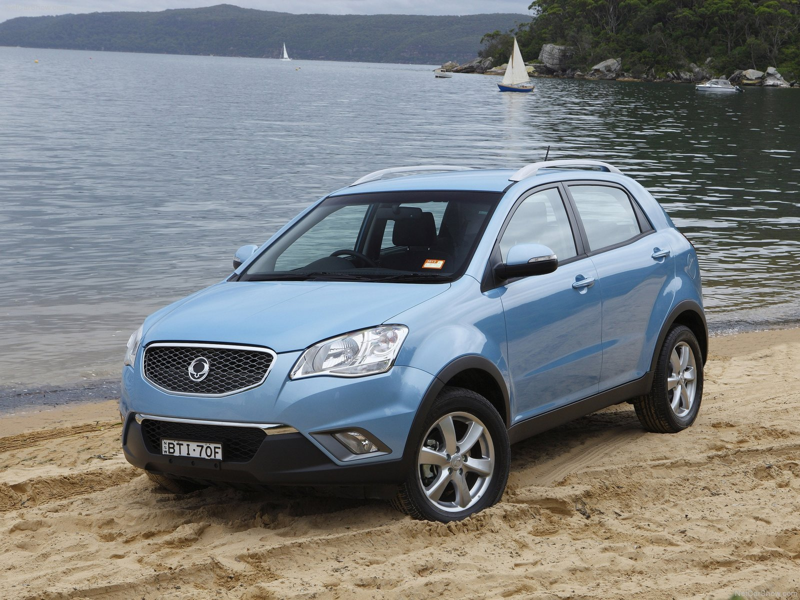 SsangYong Korando photo 78293