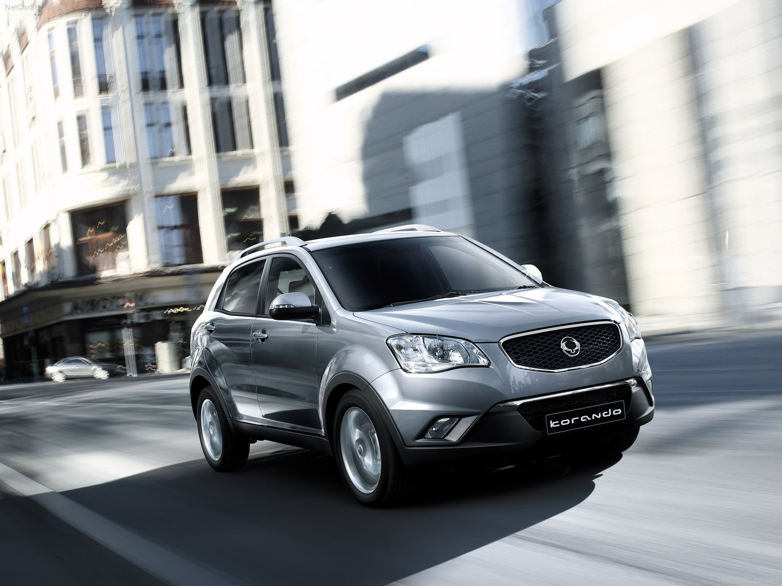 SsangYong Korando photo 78296