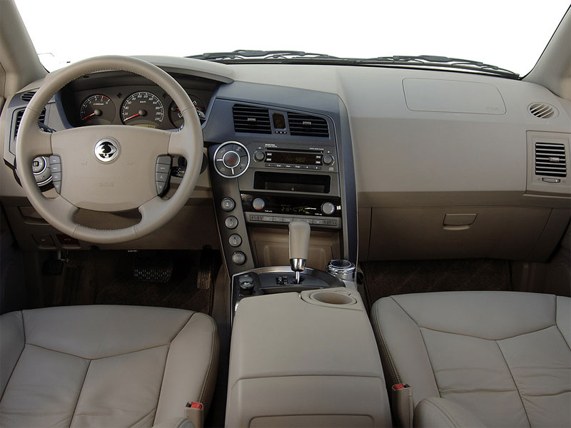 SsangYong Kyron photo 36126