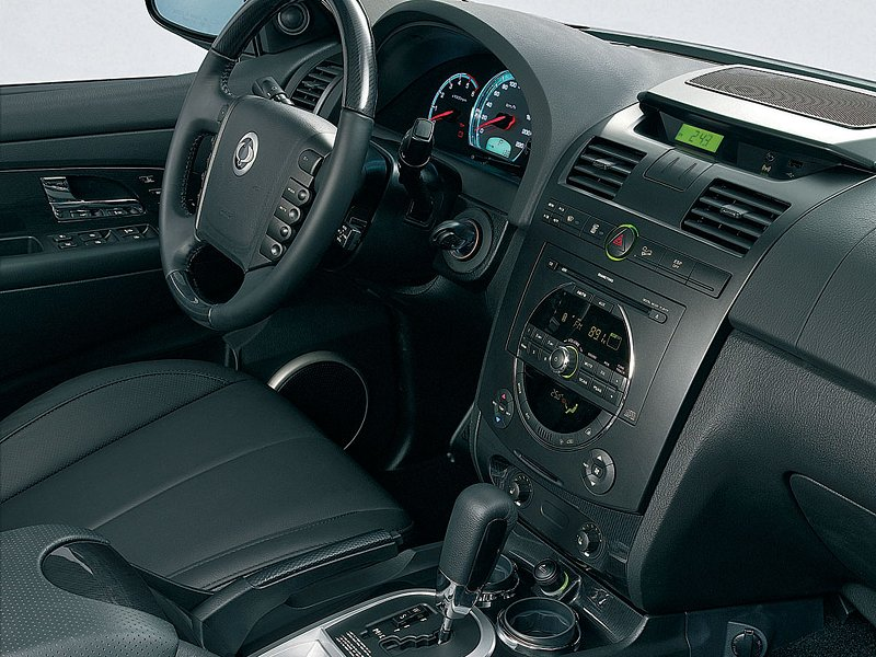 SsangYong Rexton photo 35933
