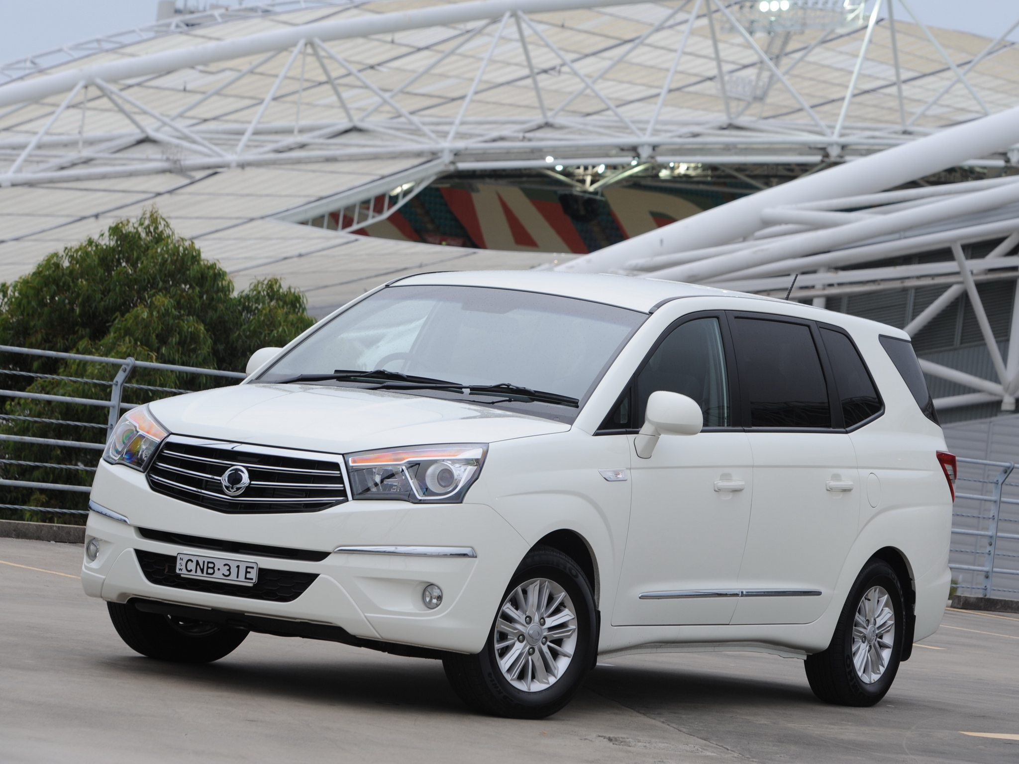 SsangYong Stavic photo 100963