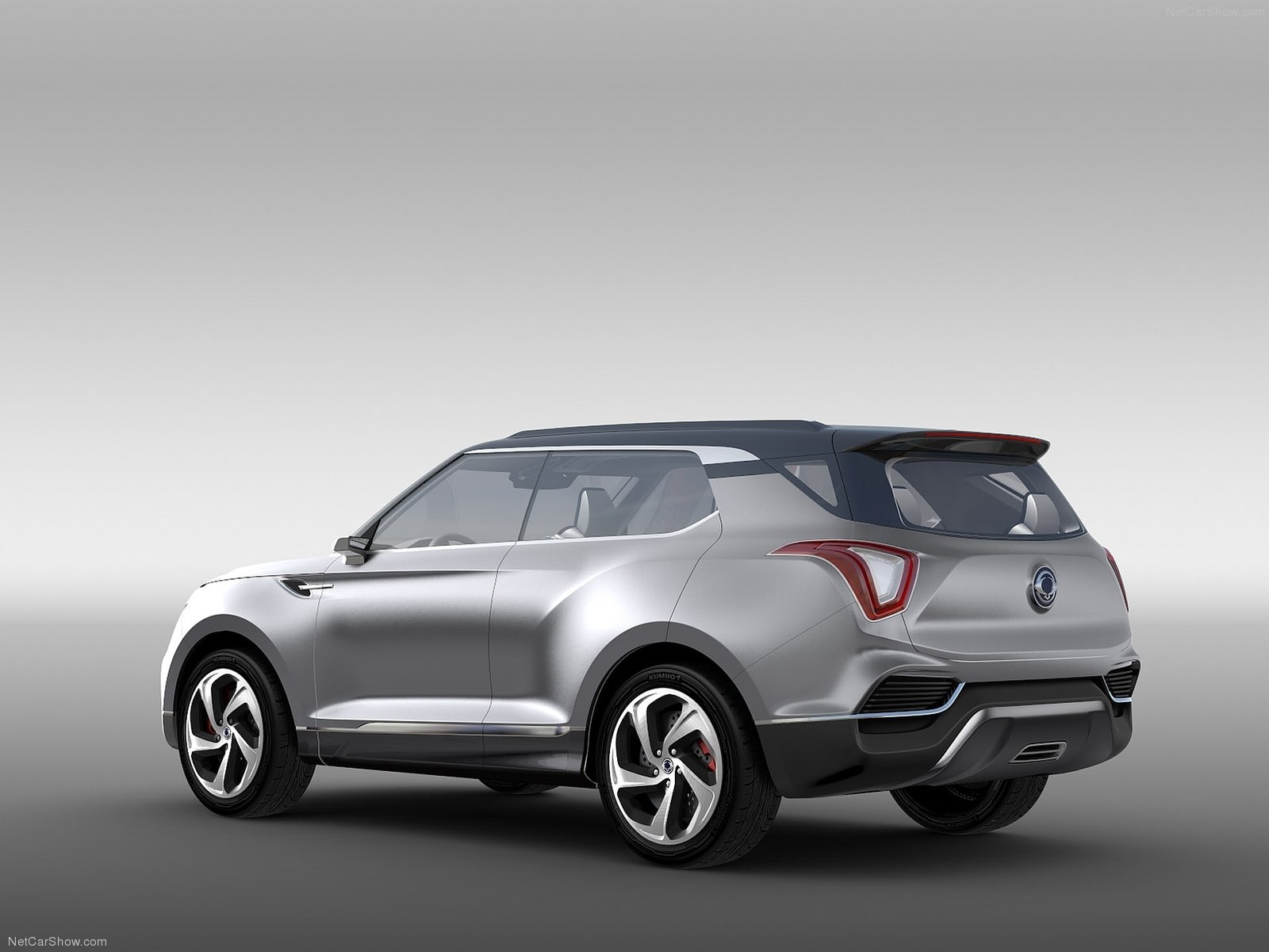 SsangYong XLV Concept photo 111251
