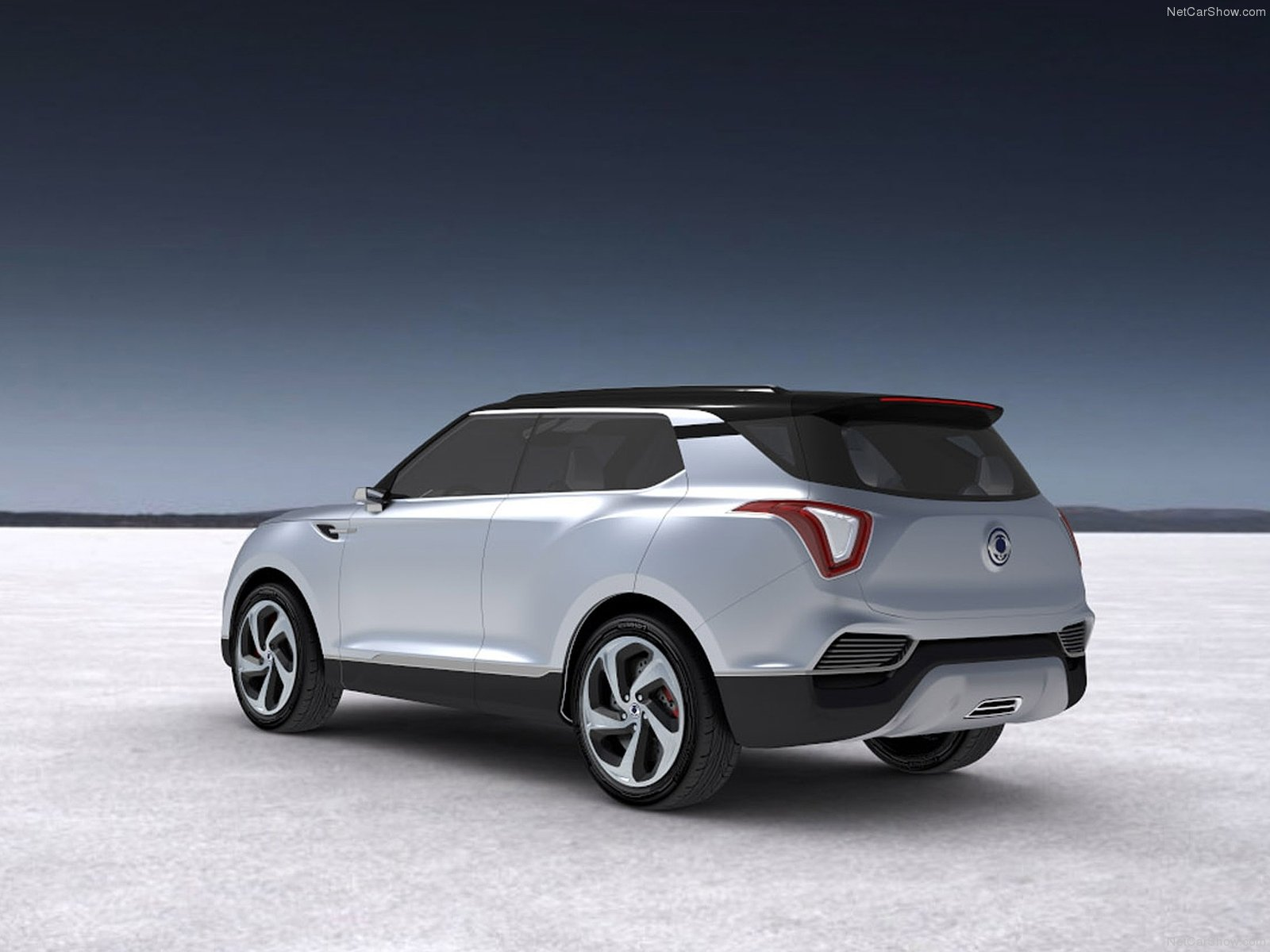 SsangYong XLV Concept photo 111263