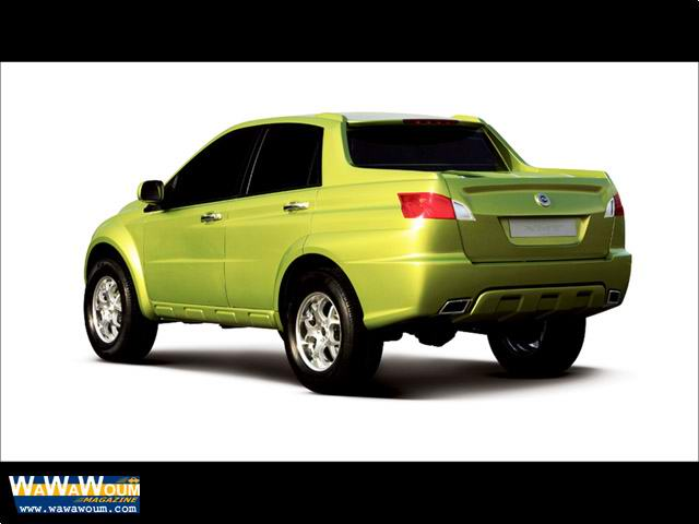 SsangYong XMT Concept photo 35780