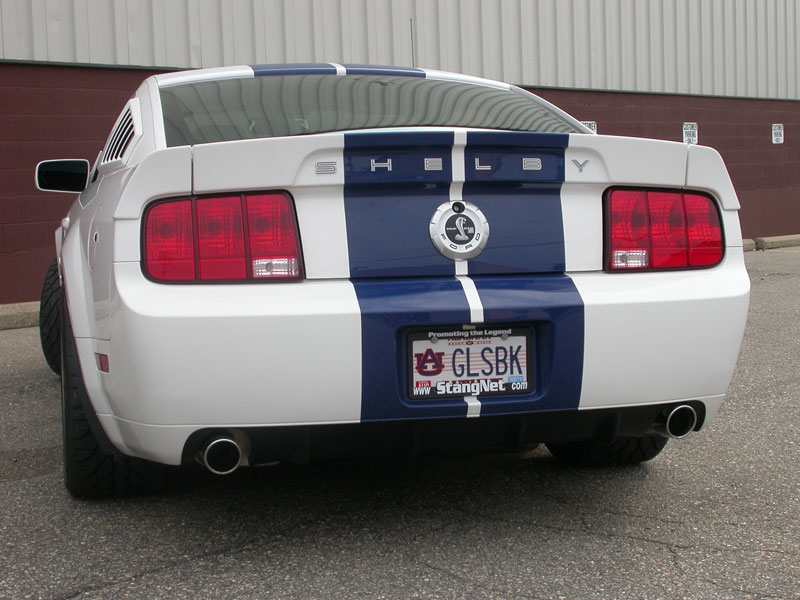 StangNet Design Mustang Shelby GT500 photo 44685