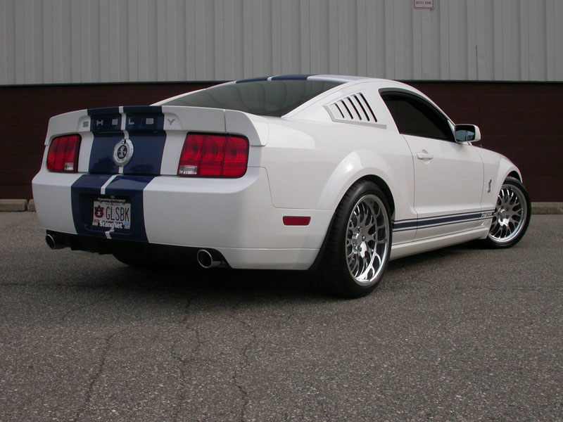 StangNet Design Mustang Shelby GT500 photo 44687
