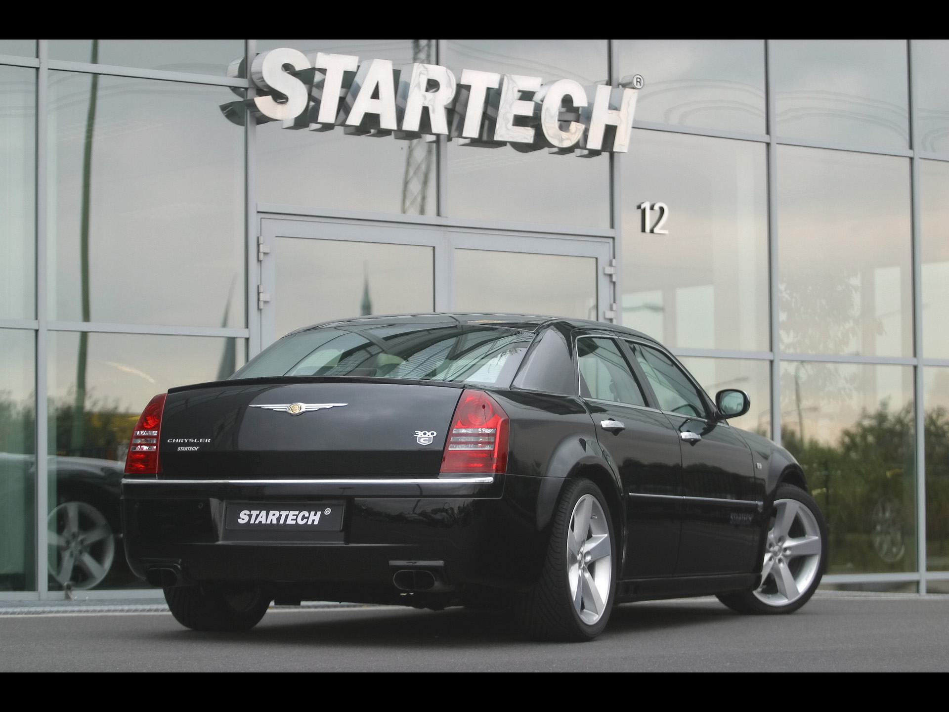 Startech Chrysler 300C photo 33026