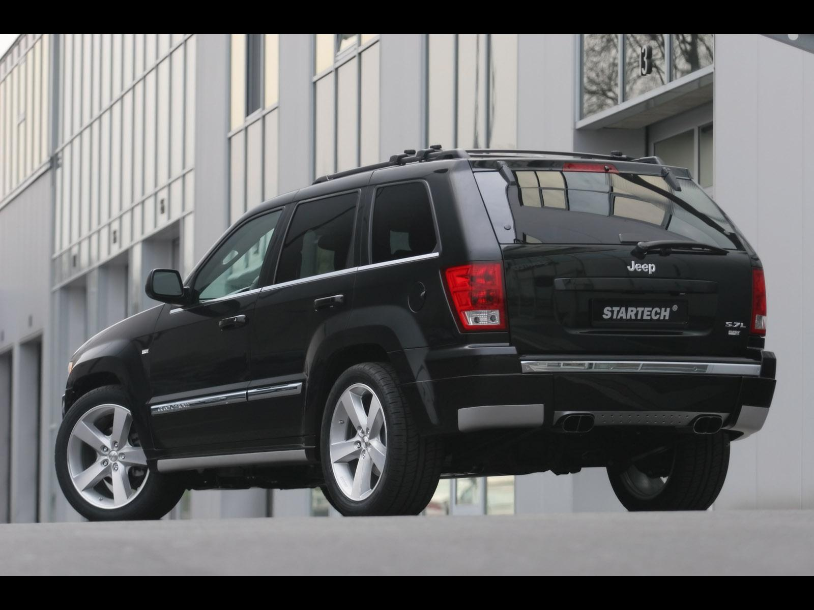 Startech Jeep Grand Cherokee photo 27379