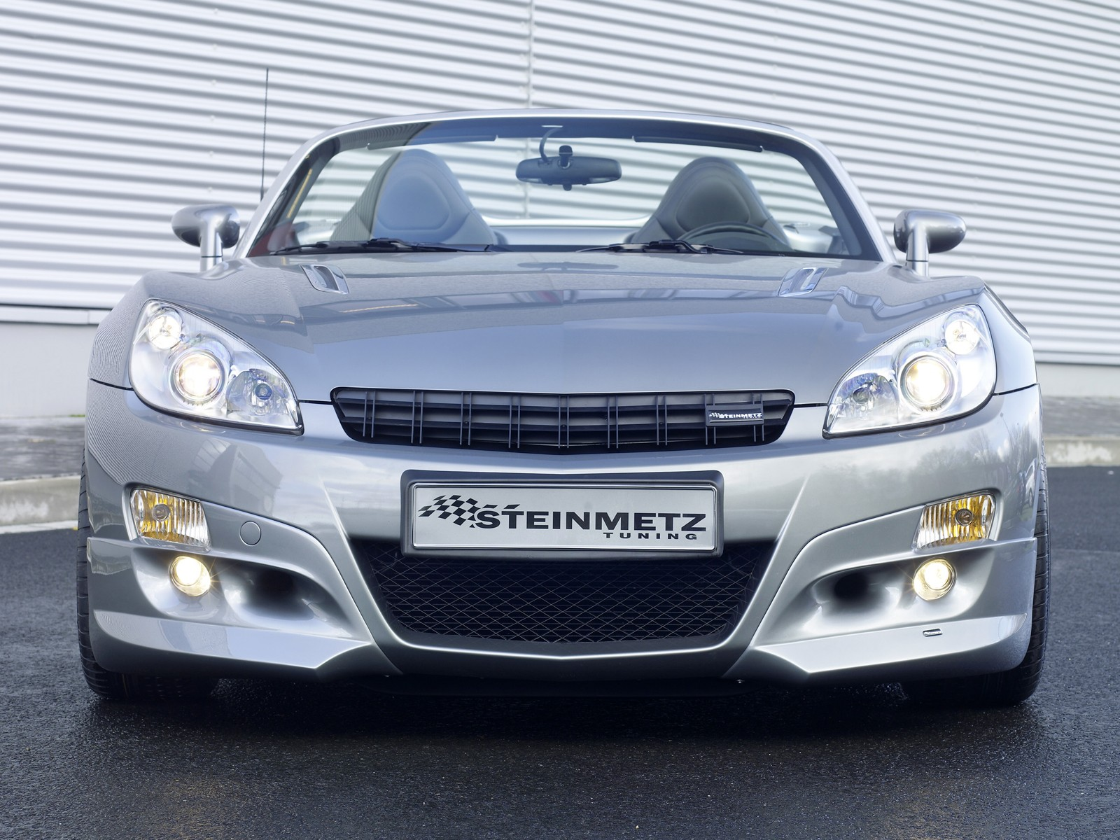 Steinmetz Opel GT Saturn Sky photo 50333
